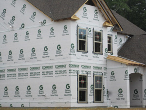 Correct Housewrap Inc Home Page